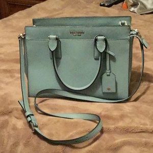 NWOT Kate Spade ♠️ 100% Cow Leather Crossbody